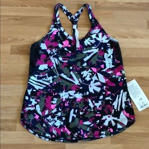 New with tags Fast Lane Singlet, Sz 8